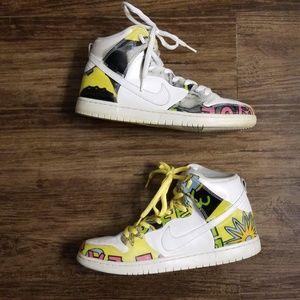 "Nike SB Dunk High Premium DLS ""De La Soul"""